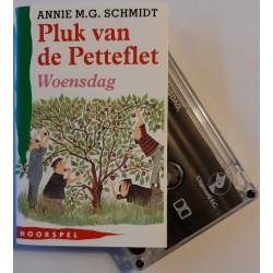 Annie M.G. Schmidt - Pluk van de Petteflet, Woensdag. (Cassette)