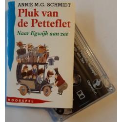 Annie M.G. Schmidt - Pluk van de Petteflet, Naar Egwijk aan zee, Deel 3. (Cassette)