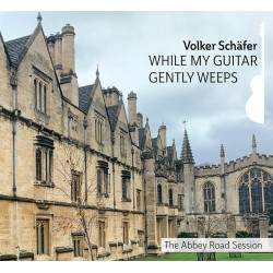 Volker Schäfer – While My Guitar Gently Weeps – The Abbey Road Session (CD)