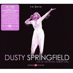Dusty Springfield ‎– Live At The Royal Albert Hall