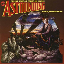 Hawkwind ‎– Astounding Sounds Amazing Music