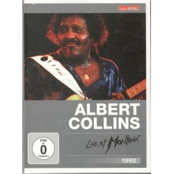 Albert Collins ‎– Live At Montreux 1992