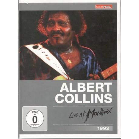 Albert Collins – Live At Montreux 1992