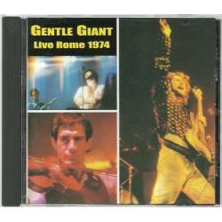 Gentle Giant – Live Rome 1974
