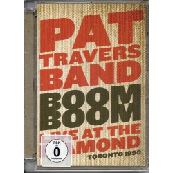 Pat Travers Band ‎– Boom Boom