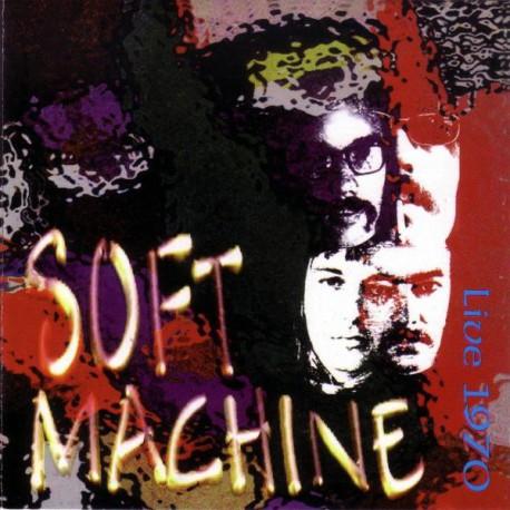 Soft Machine – Live 1970