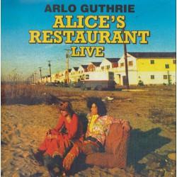 Arlo Guthrie – Alice's Restaurant Live