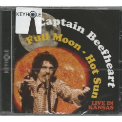 Captain Beefheart ‎– Full Moon - Hot Sun