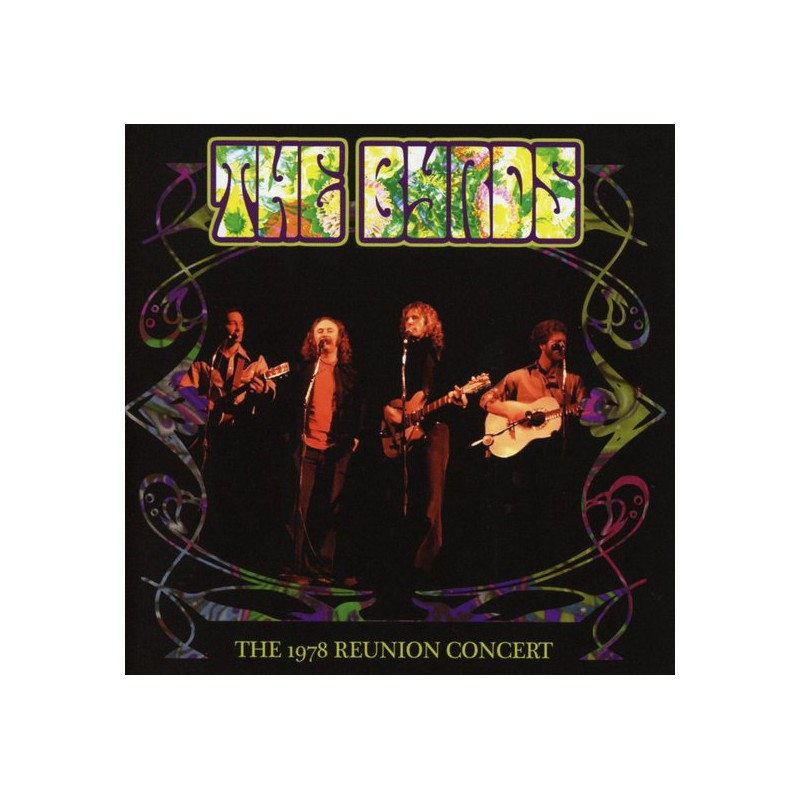 The Byrds The 1978 Reunion Concert Project 38