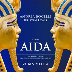 Andrea Bocelli - Verdi Aida