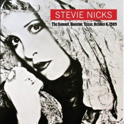 Stevie Nicks ‎– The Summit, Houston, Texas, October 6 1989