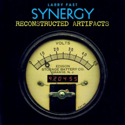 Larry Fast, Synergy ‎– Reconstructed Artifacts