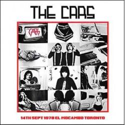 The Cars – 14th Sept 1978 El Mocambo Toronto