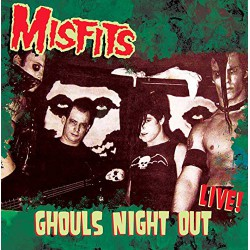 The Misfits ‎– Ghouls Night Out Live!