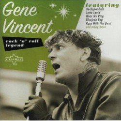 Gene Vincent ‎– Rock 'n' Roll Legend