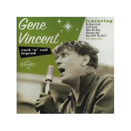 Gene Vincent – Rock 'n' Roll Legend