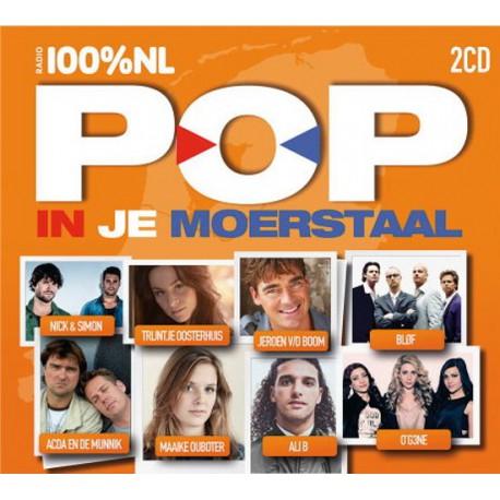 Pop In Je Moerstaal - 100%NL