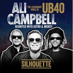Ali Campbell Reunited With Astro, Mickey ‎– Silhouette