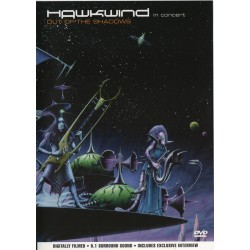 Hawkwind – Out Of The Shadows