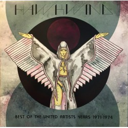 Hawkwind – Best Of The United Artists Years 1971-1974