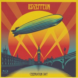 Led Zeppelin  ‎– Celebration Day