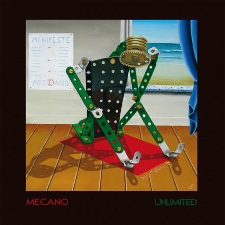 Mecano Unlimited – Mecano Unlimited