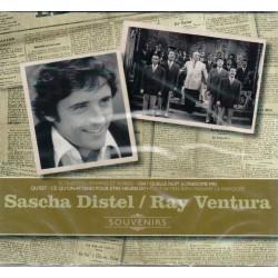 Sascha Distel / Ray Ventura - Souvenirs