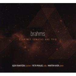 Brahms  - Clarinet Sonatas and Trio