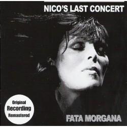 "Nico– Nico's Last Concert ""Fata Morgana"""