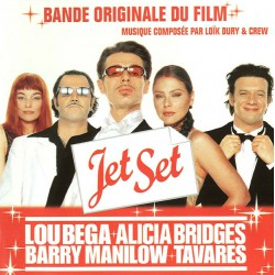 Various ‎– Jet Set - Bande Originale du Film