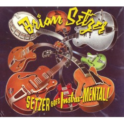 Brian Setzer – Setzer Goes Instru-Mental!
