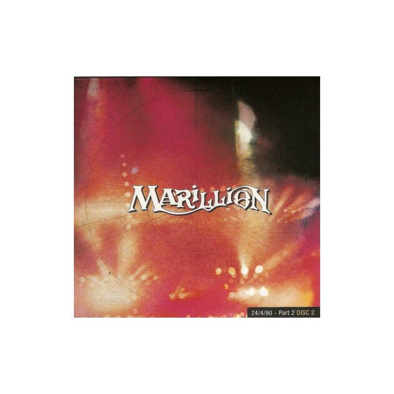 Marillion – The Official Bootleg Box Set Vol 2 - Project-38