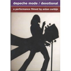 Depeche Mode ‎– Devotional (A Performance Filmed By Anton Corbijn)
