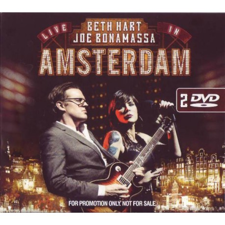Beth Hart And Joe Bonamassa – Live In Amsterdam