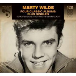 Marty Wilde - Four Classic Albums Plus Singles
