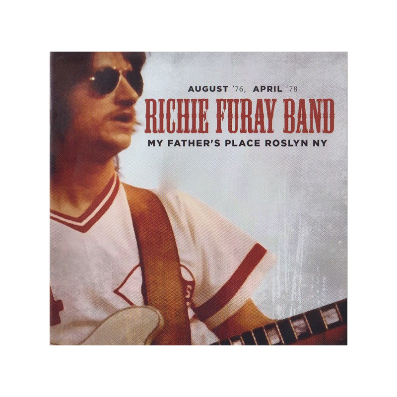 Richie Furay Band ‎– My Father's Place Roslyn NY - Project-38
