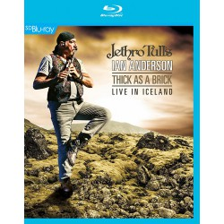 Jethro Tull's Ian Anderson - Thick As A Brick/Live In Iceland