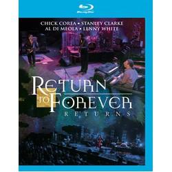 Return To Forever – Returns Live At Montreux 2008