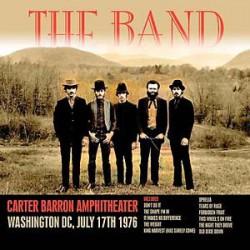 The Band – Carter Barron Amphitheater Washington Dc, July 17th 1976