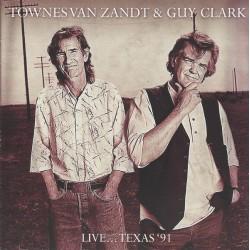 Townes Van Zandt & Guy Clark – Live...Texas '91
