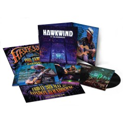 Hawkwind – At The Roundhouse