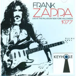 Frank Zappa ‎– Live At The Palladium New York Halloween 1977