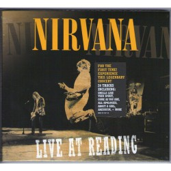 Nirvana ‎– Live At Reading