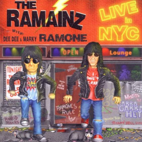 The Ramainz – Live In NYC