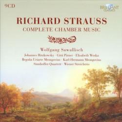 Richard Strauss: Complete Chamber Music