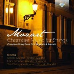 Mozart: Chamber music for strings