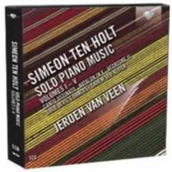 Simeon Ten Holt / Jeroen van Veen– Solo Piano Music Volumes I-V