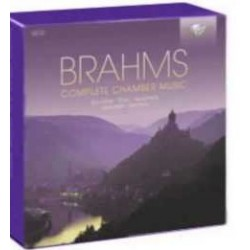 Johannes Brahms – Complete Chamber Music