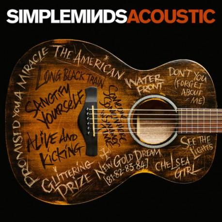 Simple Minds – Acoustic