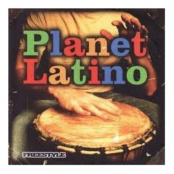 Various ‎– Planet Latino